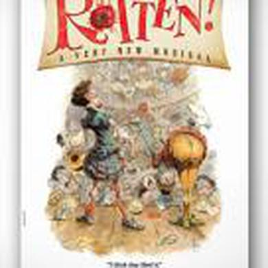 Something Rotten Windowcard Poster