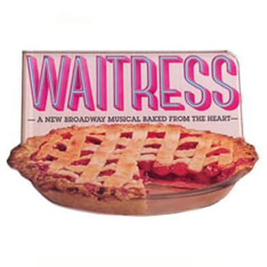 Waitress Pie Magnet