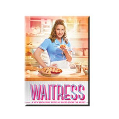 Waitress Keyart Magnet