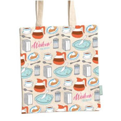 Waitress Tote Bag