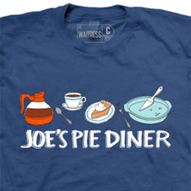 Waitress Joe's Pie Diner Unisex T-Shirt