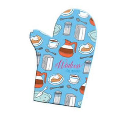 Waitress Oven Mitt