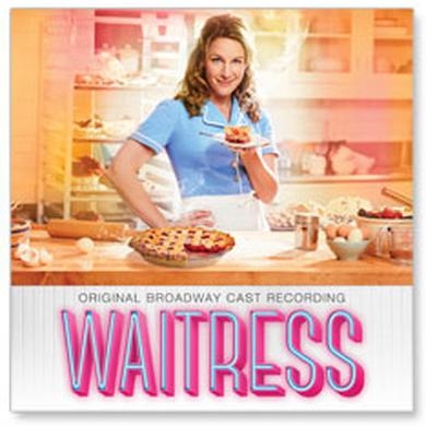 Waitress Original Broadway Cast CD