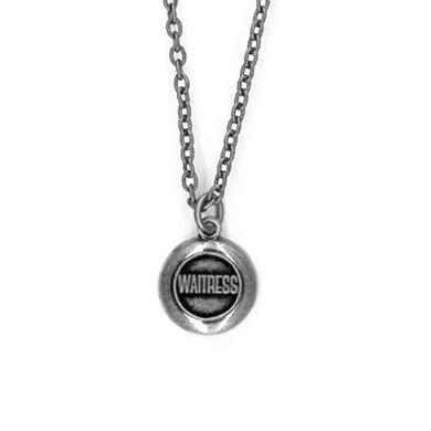 Waitress Pie Necklace