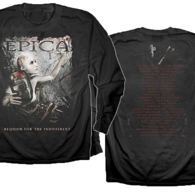 Epica Requiem for the Indifferent Longsleeve Tee