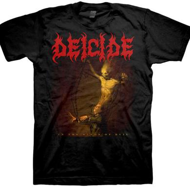 Deicide In The Minds Of Evil T-Shirt