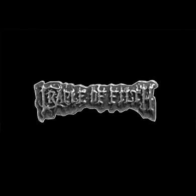 Cradle Of Filth Pewter Logo Badge