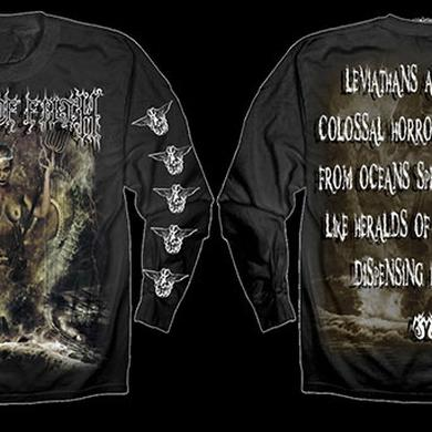 Cradle Of Filth Sea Woman Longsleeve Tee