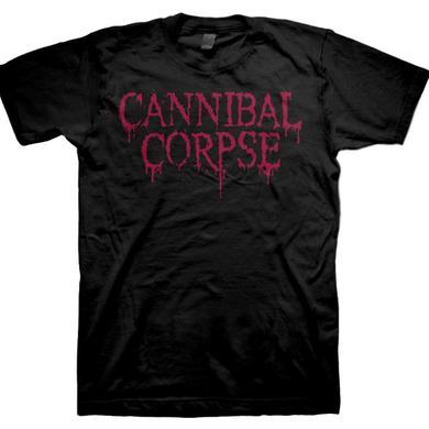 Cannibal Corpse Logo TShirt