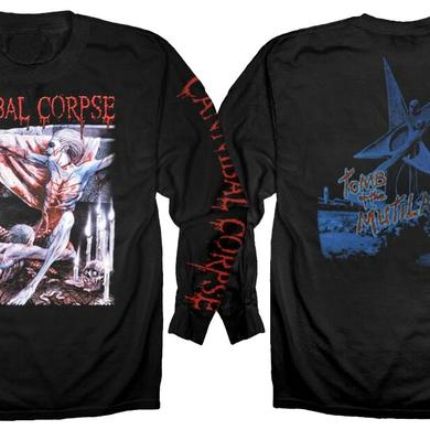Cannibal Corpse Tomb of the Mutilated Long Sleeve Tee