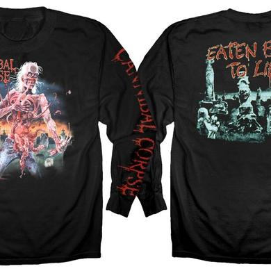 Cannibal Corpse Eaten Back to Life Longsleeve Tee