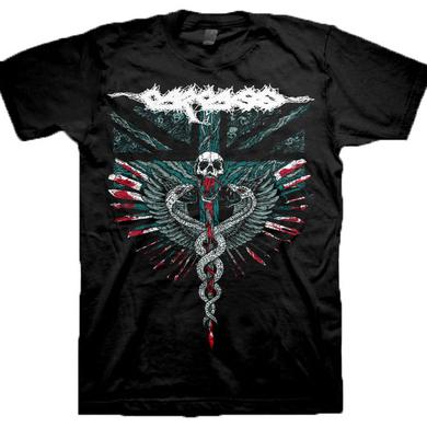Carcass Medical Snakes T-Shirt