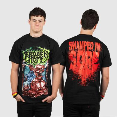 Broken Hope Swamped in Gore T-Shirt