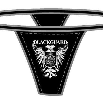 Blackguard Logo Thong
