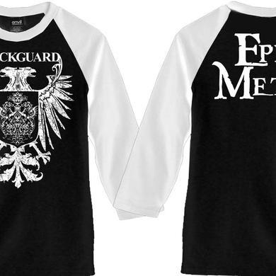 Blackguard Crest Epic Metal White Jersey