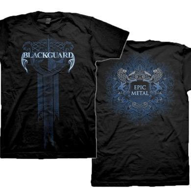 Blackguard Drakkar Logo / Epic Metal