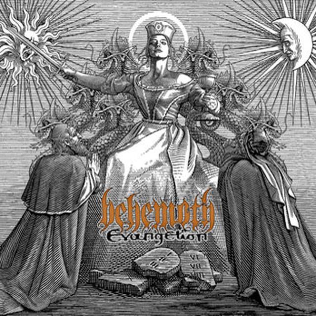 BEHEMOTH-EVANGELION CD/DVD