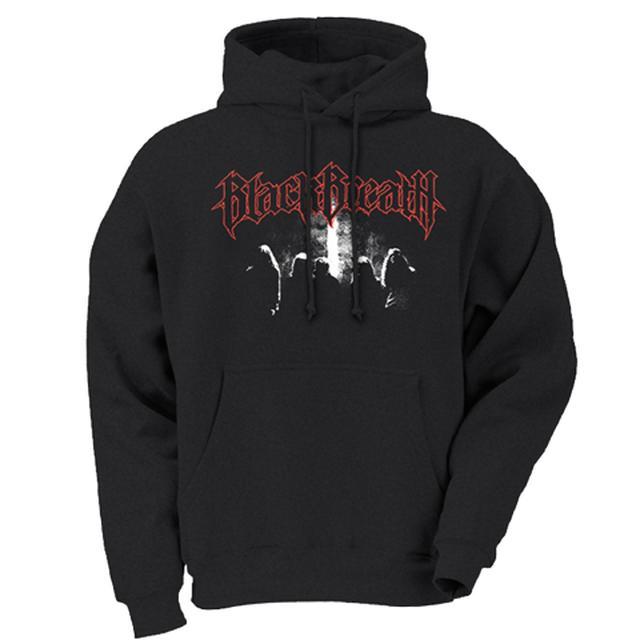 Black Breath Logo Hoodie