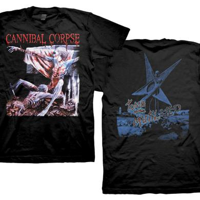 Cannibal Corpse Tomb of the Mutilated Tee