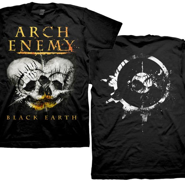 Arch Enemy Black Earth T-Shirt