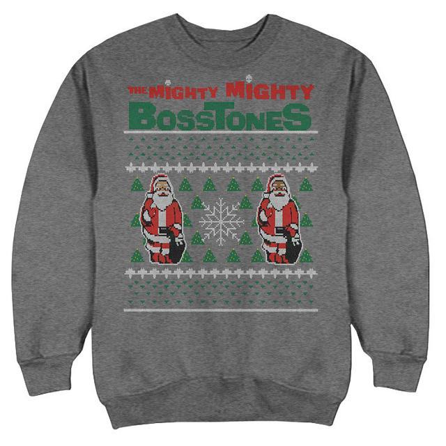 Mighty Mighty Bosstones Christmas Sweater