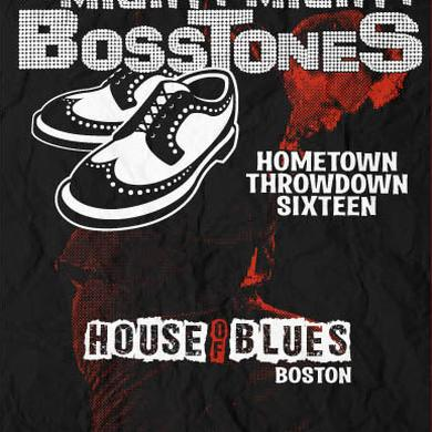 Mighty Mighty Bosstones House Of Blues HTTD16 Lithograph