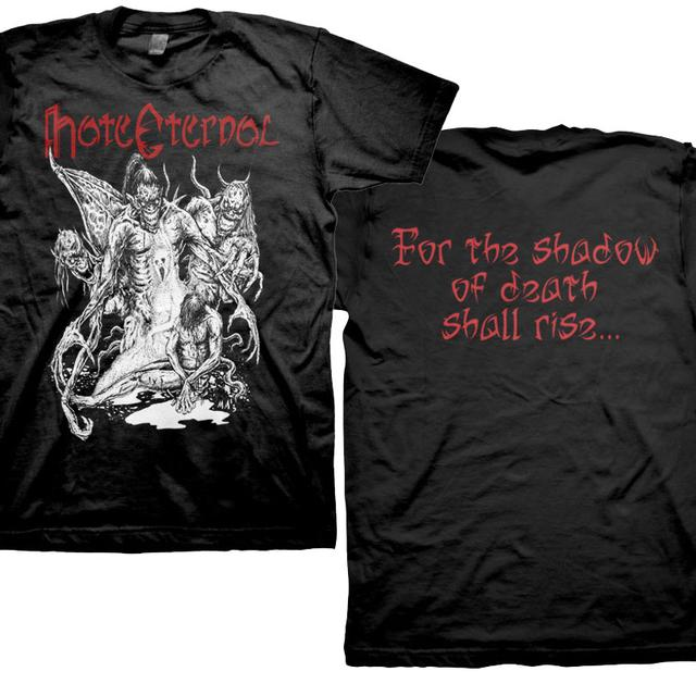 Hate Eternal Shadow of Death T-Shirt