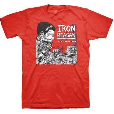 Iron Reagan Worse Than Dead T-Shirt
