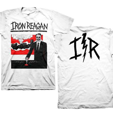 Iron Reagan Finger On Button - Lightning