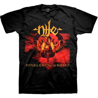 Nile Annihilation of Wicked T-Shirt