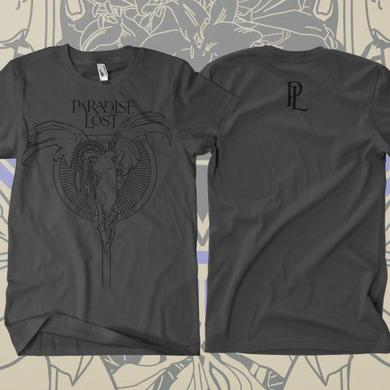 Paradise Lost Tragic Angel - Grey Tee