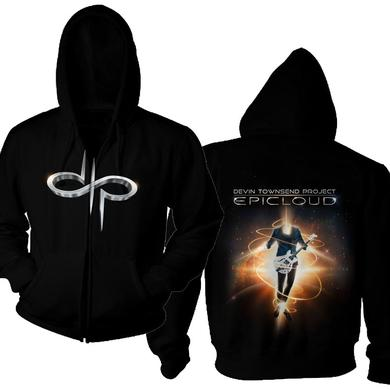 Devin Townsend Project Epic Suit Zip Hoodie