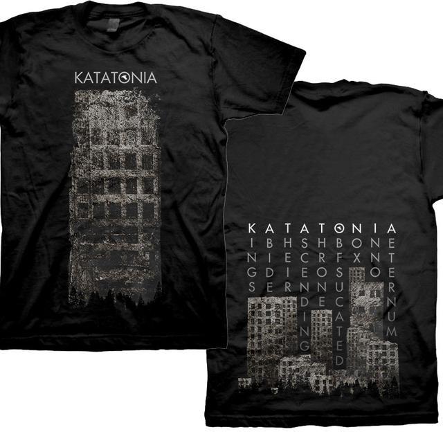 Katatonia Buildings T-shirt
