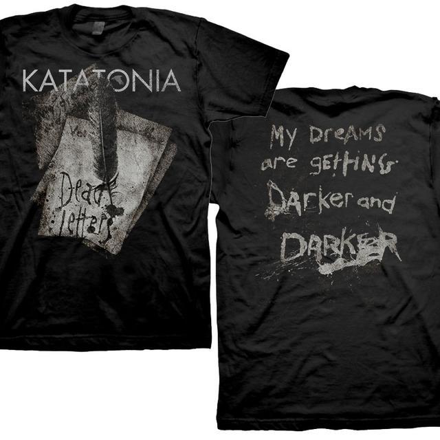Katatonia Dead Letters T-shirt
