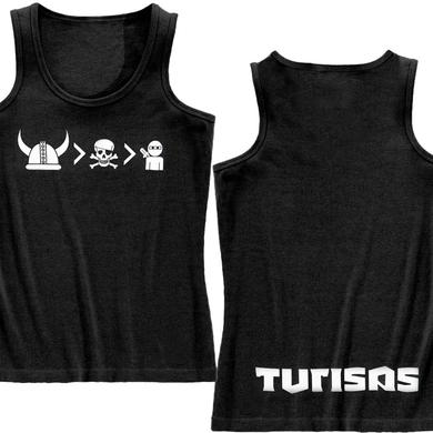 Turisas Viking Skull Ninja Ladies Tank