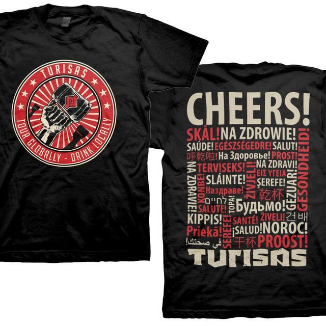 Turisas Drink Locally T-shirt