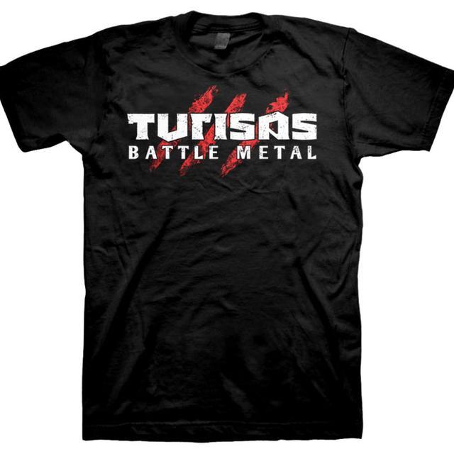 Turisas Logo Battle Metal T-shirt