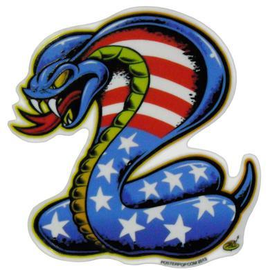 Dirty Donny American Cobra Sticker