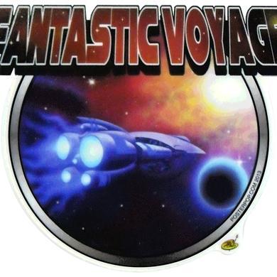 Dirty Donny Fantastic Voyage Sticker
