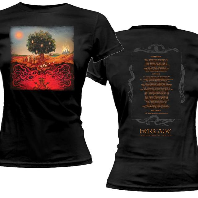 Opeth Heritage Tour Babydoll