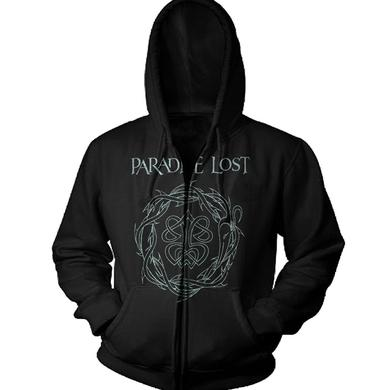 Paradise Lost Crown Of Thorns Zip Hoodie