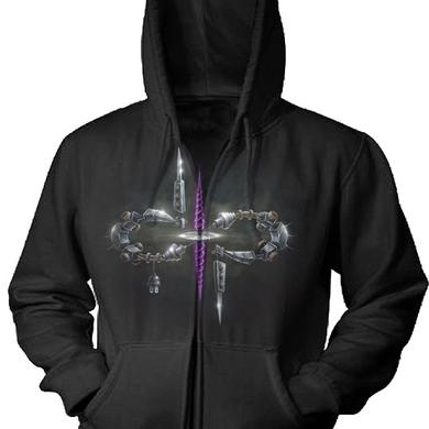 Devin Townsend Project Deconstruction Zip Hoodie