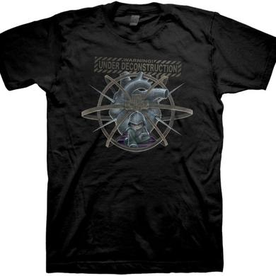 Devin Townsend Project Warning! Under Deconstruction Tee