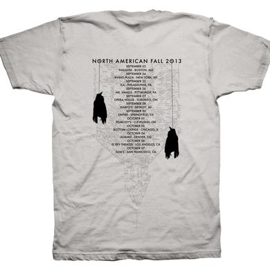 Katatonia Dead End Prayers Tour Dates Tee