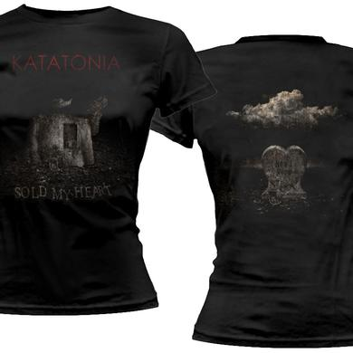 Katatonia Sold My Heart Ladies Tee