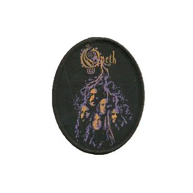 Opeth Root Face Oval Patch