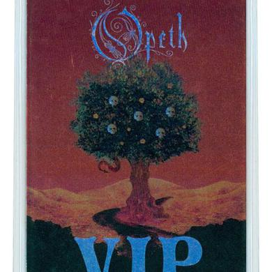 Opeth Dated VIP Passes