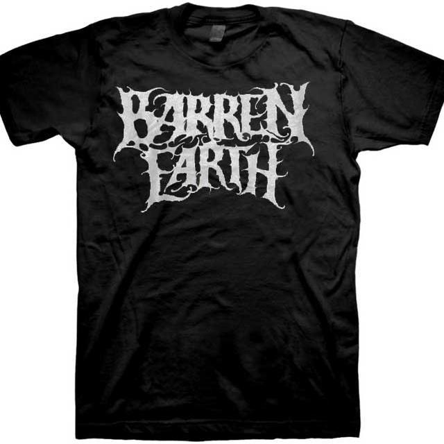 Barren Earth Logo T-Shirt