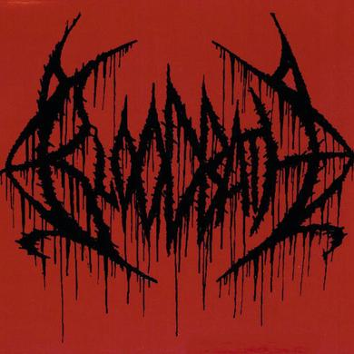 Bloodbath Logo Red Sticker