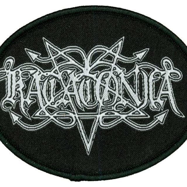 Katatonia Pentagram Logo Oval Patch